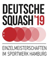 Deutsche Squash Einzelmeisterschaften 2019