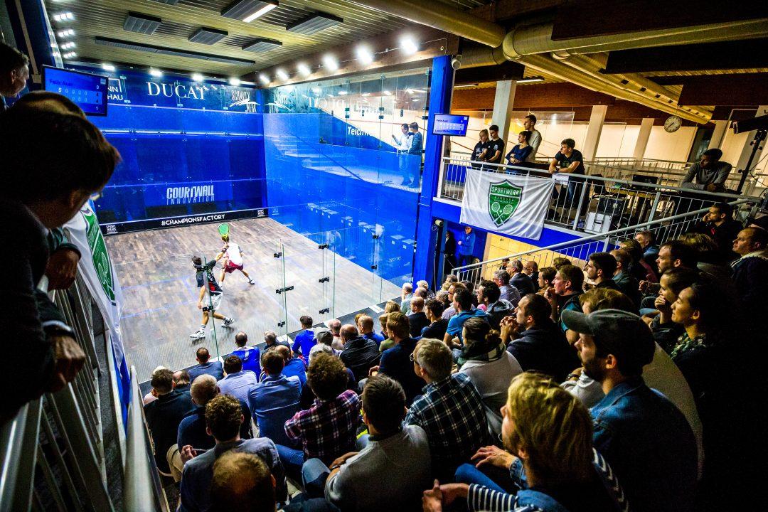 Squash Einzelmeisterschaft 2019
